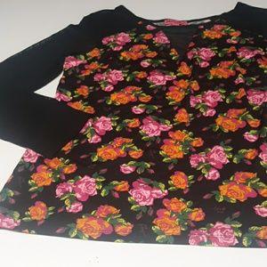 Betsey Johnson size XL top